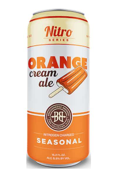 Breckenridge Brewery Orange Cream Ale