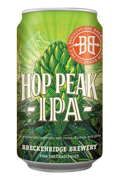 Breckenridge Brewery Hop Peak IPA