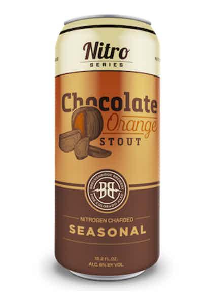 Breckenridge Brewery Nitro Chocolate Orange Stout