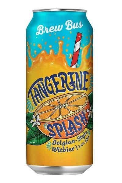 Brew Bus Tangerine Splash Witbier