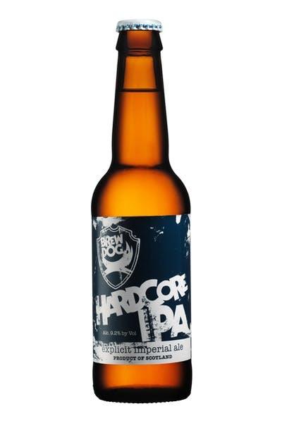 Brew Dog Hardcore IPA