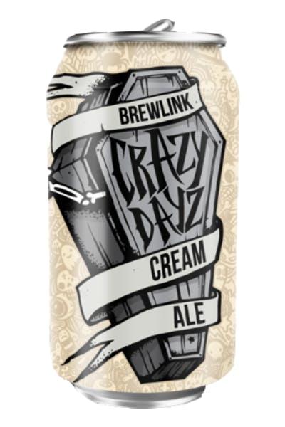 Brew Link Crazy Dayz Cream Ale