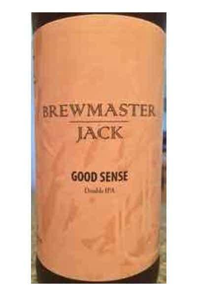Brewmaster Jack Good Sense Double IPA