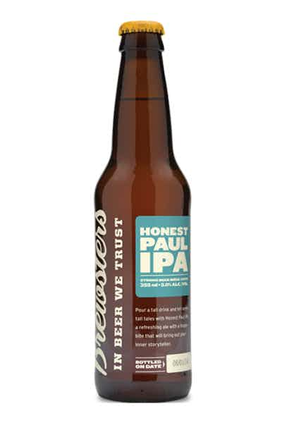 Brewster's Honest Paul IPA