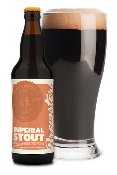 Brewster's Imperial Stout