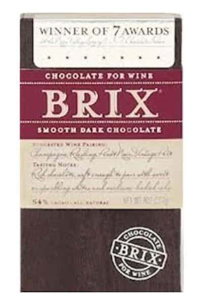 Brix Smooth Dark Chocolate Bar