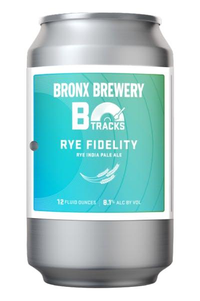 Bronx Rye Fidelity