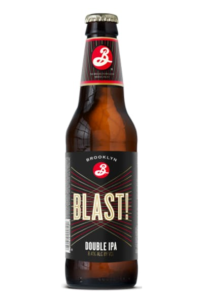 Brooklyn Blast (Double IPA)