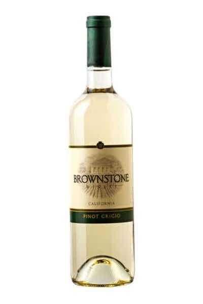 Brownstone Pinot Grigio