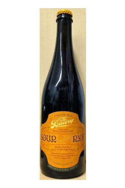 Bruery Sour In The Rye 2013