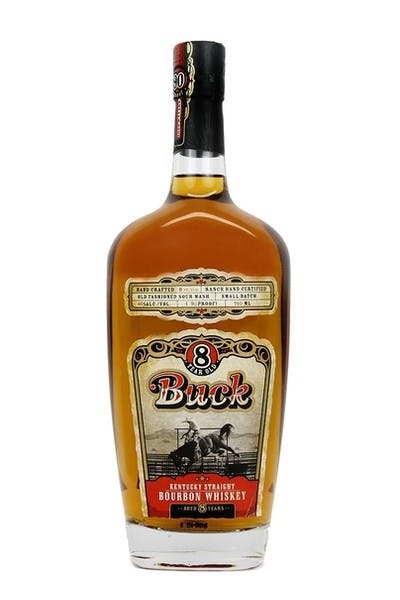 Buck 8 Year Kentucky Straight Bourbon