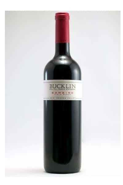 Bucklin Bambino Old HIll Ranch Zinfandel