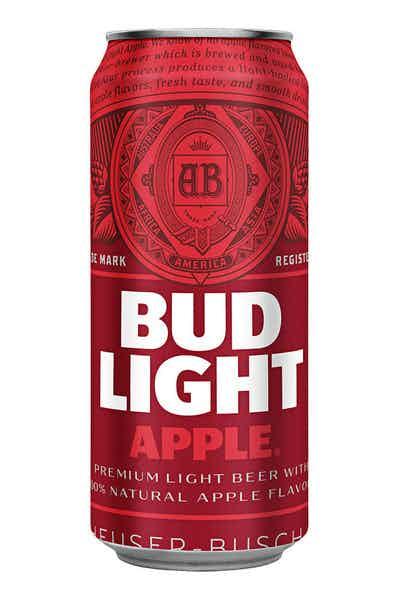 Bud Light Apple