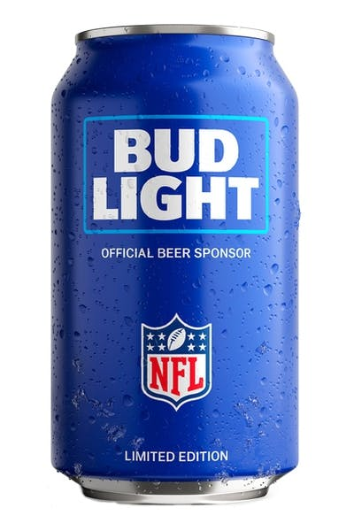 Bud Light NFL Team Can Variety Pack