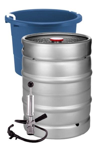 Budweiser 1/2 Barrel (same day)