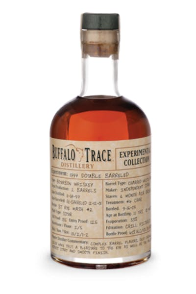 Buffalo Trace Experimental Collection Hotbox