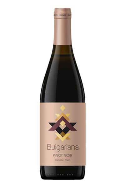 Bulgariana Pinot Noir
