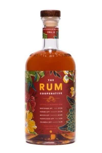 Bully Boy Distillers The Rum Cooperative Volume II