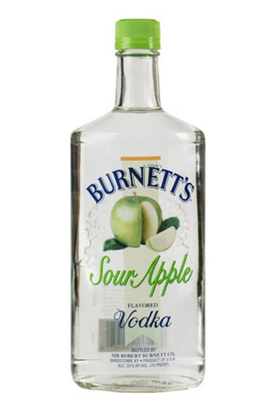 Burnett's Vodka Apple