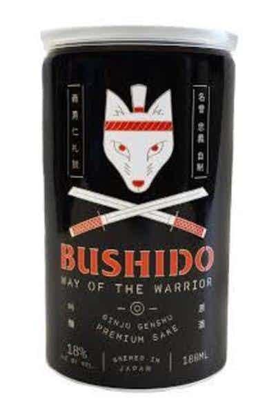 Bushido Junmai Sake Cup