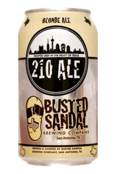 Busted Sandal 210 Ale