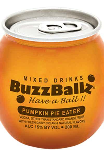 Buzzballz Pumpkin Pie Eater