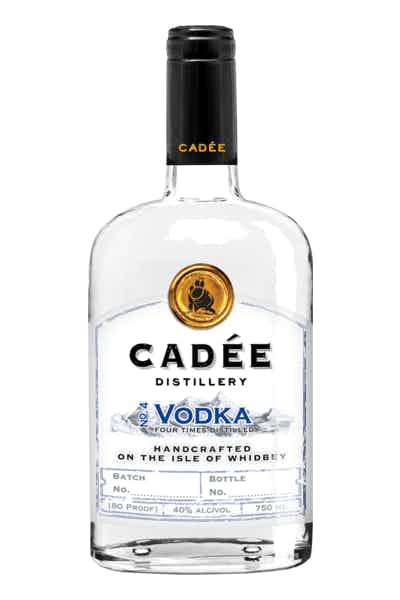 Cadee No. 4 Vodka