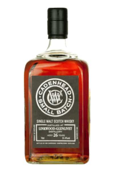 Cadenhead's Linkwood 26 Year Scotch