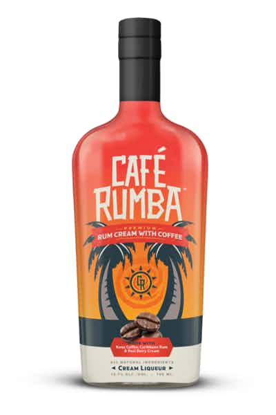 Café Rumba Rum Cream With Coffee