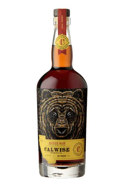 Calwise Spiced Rum