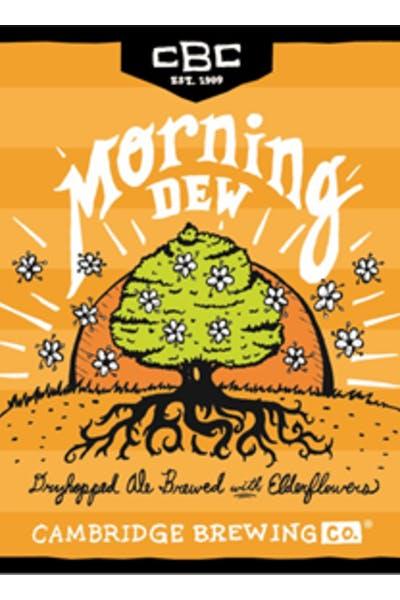 Cambridge Brewing Company Morning Dew