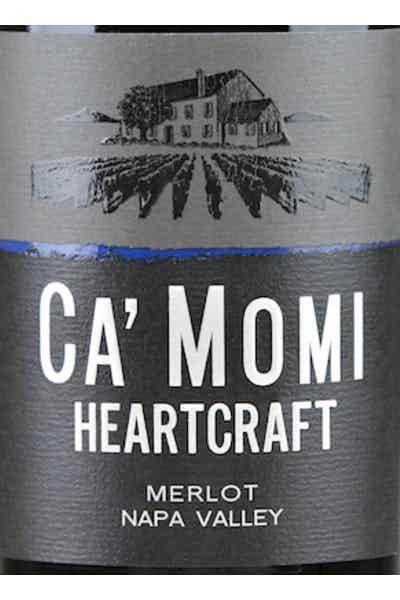2017 Ca'Momi Napa Valley Merlot