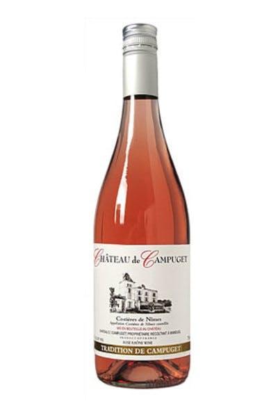 Chateau De Campuget Rosé Tradition