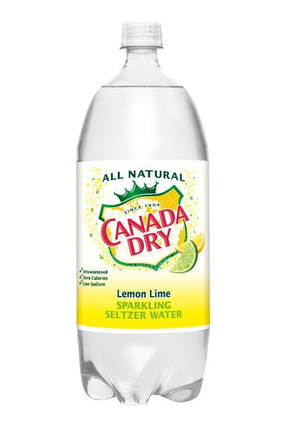 Canada Dry Lemon-Lime Seltzer