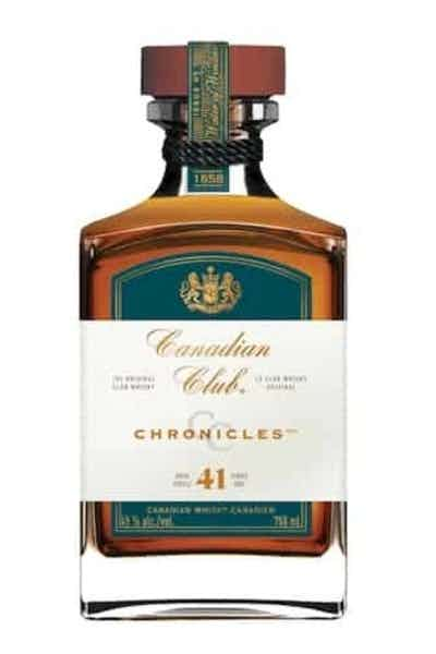 Canadian Club Chronicles 41 Year