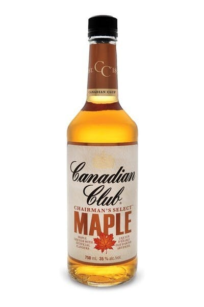Canadian Club Maple Whisky
