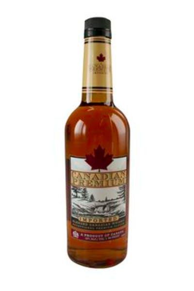 Canadian Premium Whisky