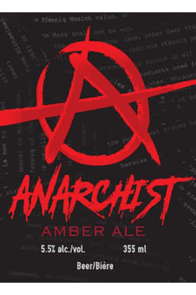 Cannery Anarchist Amber Ale