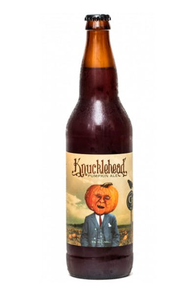 Cannery Brewing Knucklehead Pumpkin Ale
