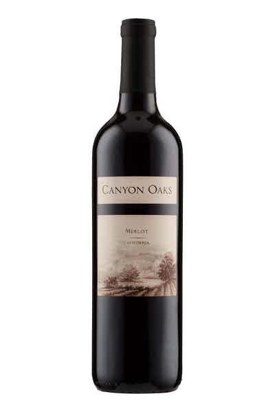 Canyon Oaks Merlot