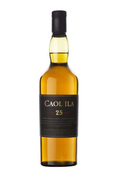 Caol Ila 25 Year