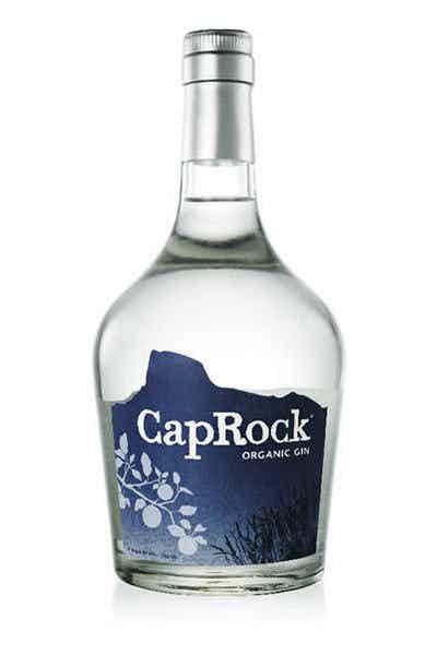 CapRock Colorado Organic Gin