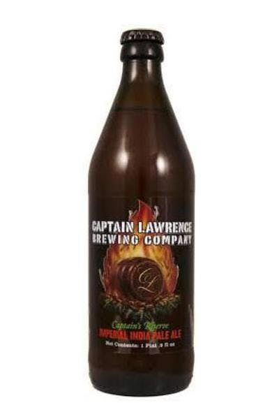 Captain Lawrence Captain's Reserve Imperial IPA