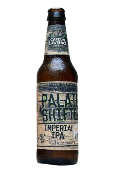 Captain Lawrence Palate Shifter Imperial IPA