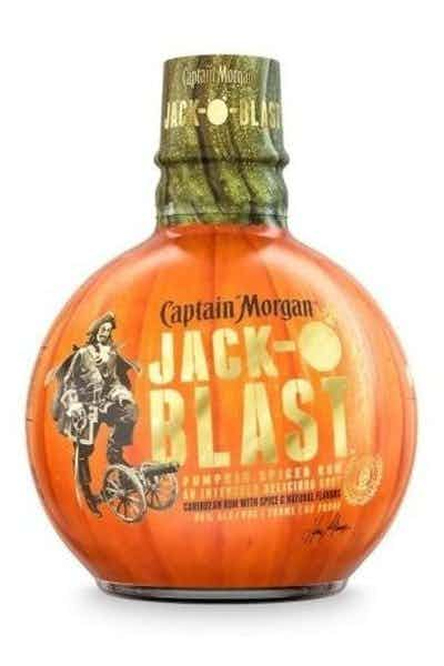 Captain Morgan Jack-O-Blast