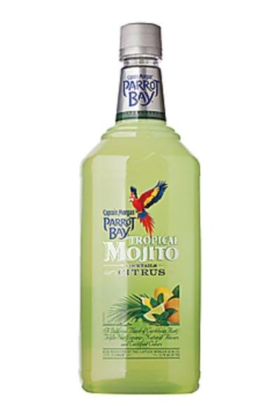 Captain Morgan Parrot Bay Citrus Mojito