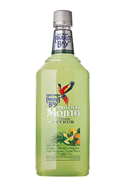 Captain Morgan Parrot Bay Citrus Mojito