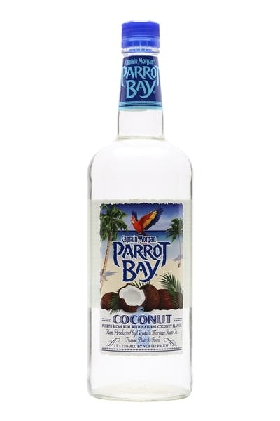 Captain Morgan Parrot Bay Coconut Mudslide Blender