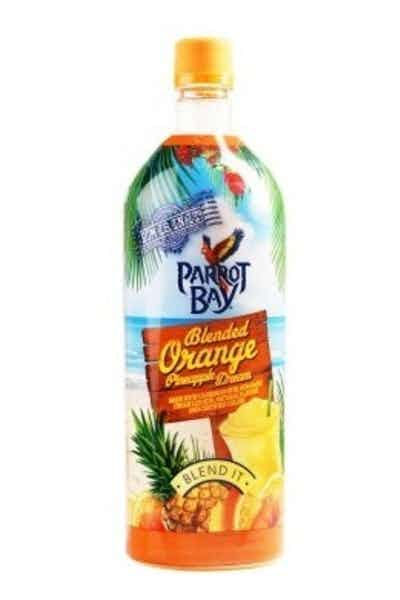 Captain Morgan Parrot Bay Orange Pineapple Dream Blender