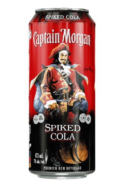 Captain Morgan Spiked Cola